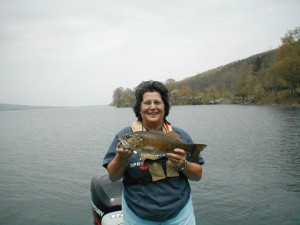 Melody Tennity Bass Fishing Guide